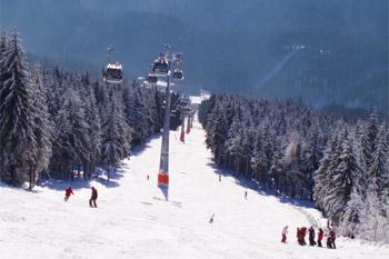 Skiareal Černá hora