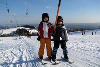 Skiareal Funpark Sněhulák– Kněžice
