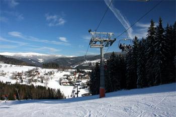 Skiareál Aldrov